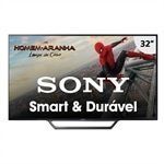 Smart TV LED 32' Sony KDL-32W655D HD com WiFi 2 USB 2 HDMI Motionflow 240 e X-Reality PRO