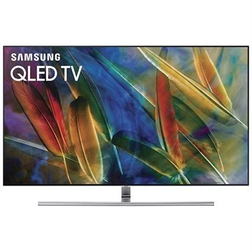 "Smart TV QLED 55"" Samsung QN55Q7FAMGXZD 4K Ultra HD HDR com Wi-Fi, 3 USB, 4 HDMI e 240Hz"