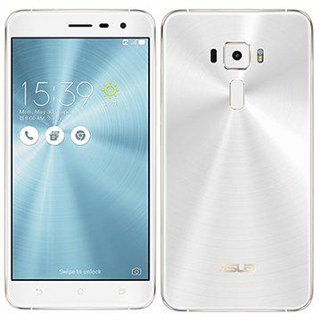 Celular Smartphone Asus Zenfone 3 Ze552kl 64gb Branco - Dual Chip